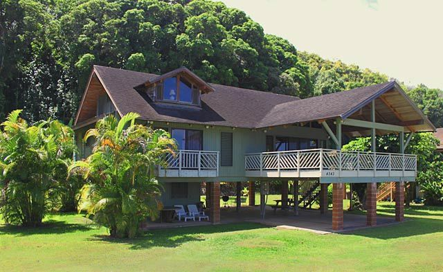 Nanea Beach House at Anini Beach